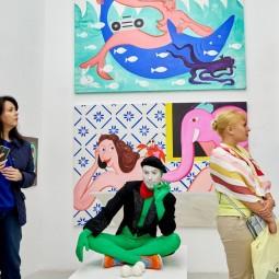 Выставка «Зеленые дети Лимпопо. Здесь»