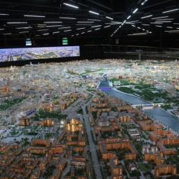 Выставка «Москва с высоты птичьего полета»
