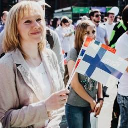 День Финляндии на Флаконе 2019