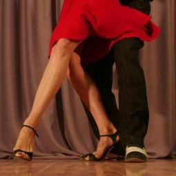 Открытые уроки в школе аргентинского танго Диалог