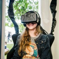 Фестиваль «Geek Picnic» на Винзаводе 2021