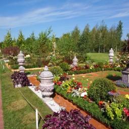Фестиваль исторических садов 2020