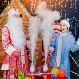 Шоу фокусов «Магия Деда Мороза» 2020/2021