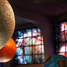 Выставка «Интеркосмос»