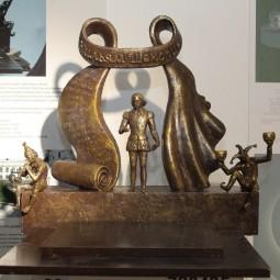 Выставка «Проекты памятника Уильяму Шекспиру в Москве»