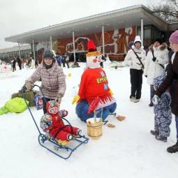 Фестиваль «Арт-битва снеговиков» 2020