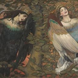 Выставка «Песня вещих птиц»