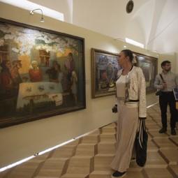 Выставка «Семья — душа России» 2019