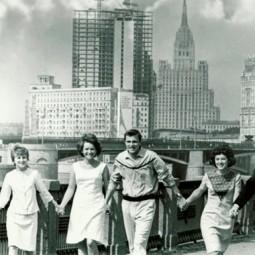 Выставка «Московская оттепель: 1953-1968»
