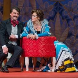 Оперетта «Летучая мышь» в Театре оперетты