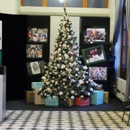 Выставка «Рождество в Музее Моды»