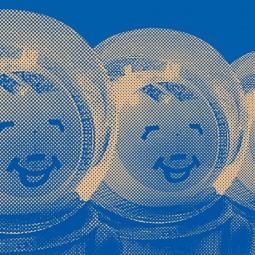 Выставка-витрина «К 60-летию полета в космос»