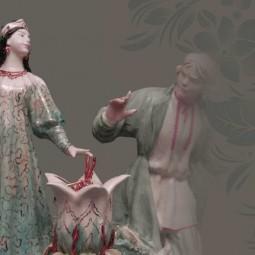 Выставка «Мир сказки»