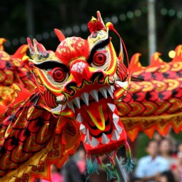 Фестиваль «Китайский квартал» 2019
