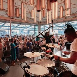 Концерт Willie Key «Латина на крыше»