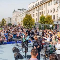 Мастер-классы в День города на Тверской улице 2019