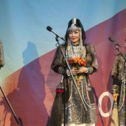 Концерт кыргызской музыки на ВДНХ