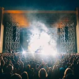 Музыкальный фестиваль «Park Live» 2016