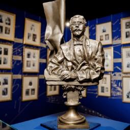 Выставка «Алексей Бахрушин. Взгляд в будущее»