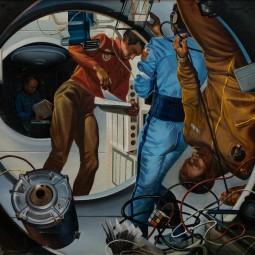 Выставка «Соцреализм. Метаморфозы. Советское искусство 1927-1987»