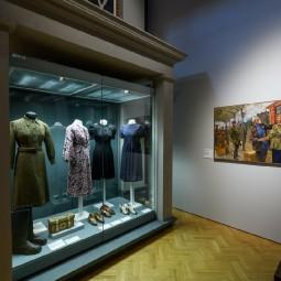 Выставка «Медики в годы Великой Отечественной войны»