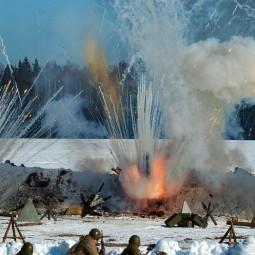 Военно-исторический фестиваль «Общая история — единая память» 2018