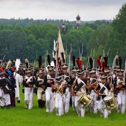 Военно-исторический праздник «Стойкий оловянный солдатик» 2017