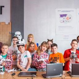 Летний IT-лагерь в Компьютерной Академии ШАГ 2021