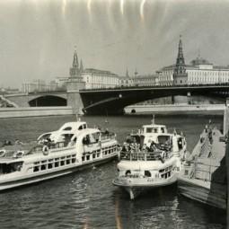 Выставка «Москва — порт пяти морей»