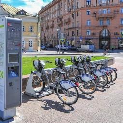 Велопрокат в Москве 2020
