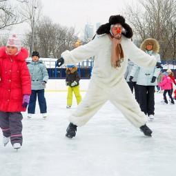 Открытие зимнего сезона в парке Фили 2015