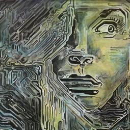 Выставка «Сюрреализм уходит в нейросети»