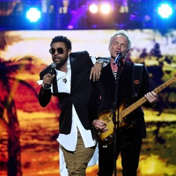 Концерт Sting and Shaggy 2018