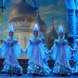 Национальное шоу России «Кострома» 2019