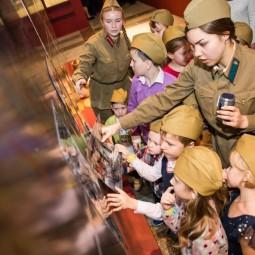 День защиты детей в Музее Победы 2021