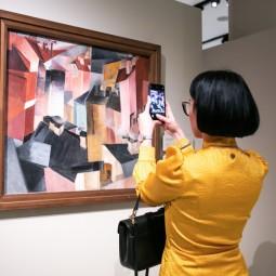 Выставка «Охотники за искусством»