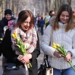 8 марта в парках Москвы 2019