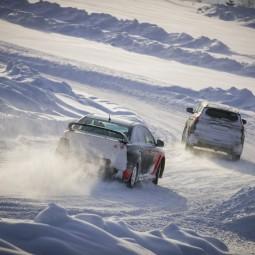 Зимние автомобильные трек-дни на Moscow Raceway 2021