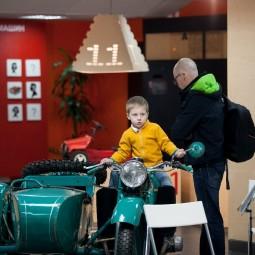 Осень в Музее автомобильных историй