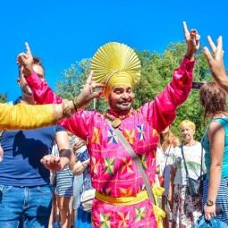 Фестиваль «День Индии» 2019