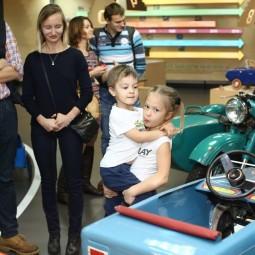 Зажигательное лето в Музее автомобильных историй