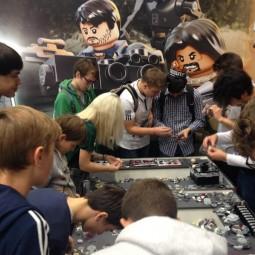 Семейный праздник «LEGO Star Wars» на ВДНХ 2017