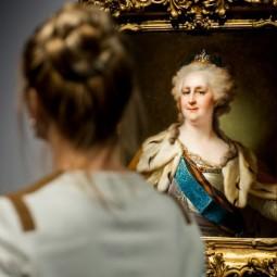 Выставка «История в лицах. Шедевры портретной живописи XVIII-XIX веков»