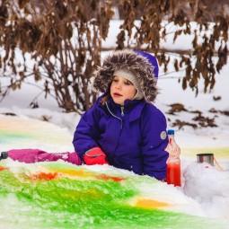 Фестиваль «Живопись наснегу» 2018