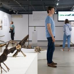 Выставка «Труд будущего – искусство в Никола-Ленивце»