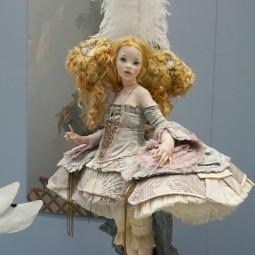 Выставка «Искусство куклы» 2021