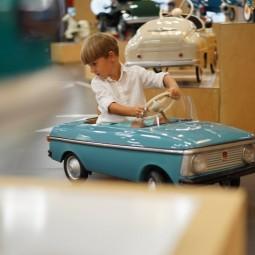 Яркая осень в Музее автомобильных историй
