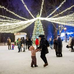 Новогодняя онлайн-программа парков Москвы 2020