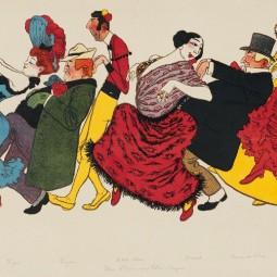 Выставка «Афишемания. Французская реклама конца XIX — начала XX века»