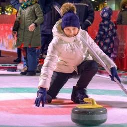 Бесплатные занятия по керлингу в парках Москвы 2019/20